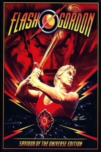 Флэш Гордон / Flash Gordon (1980): постер